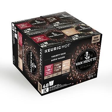 Van Houtte – Capsules de café K-Cup, paquet variété, paq./48 (80-99704)