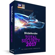 Bitdefender Total Security 2017, 10 Users, 3 Years [Download]