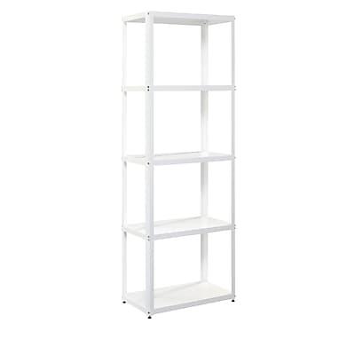 Sauder Soft Modern Tower Bookcase (414972)