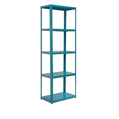 Sauder Soft Modern Tower Bookcase (416853)