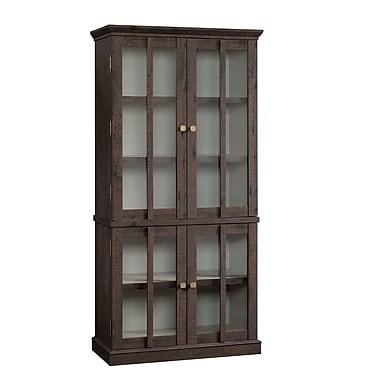 Sauder New Grange Tall Display Cabinet A2 (419065)