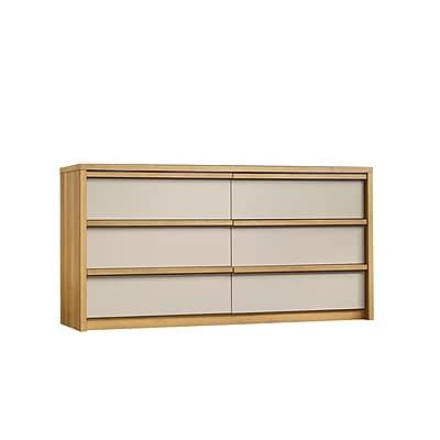 Sauder Soft Modern 6-Drawer Dresser (415033)
