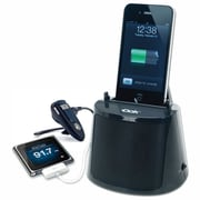 DOK 3 Port Charger with Bluetooth Speaker (CR16)
