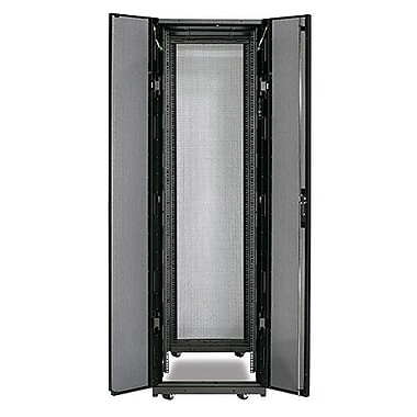 APC® AR3100X609 NetShelter SX Black 42U Enclosure Rack Cabinet for Server