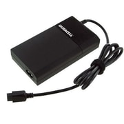 Battery Biz® Duracell® Universal Laptop Charger with USB, Black (DRACU90S)