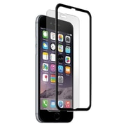 BodyGuardz® ScreenGuardz Pure™ with The Crown® Premium Screen Protector for iPhone 6s Plus, Clear/Black (SGPCBAPI6P2B0)