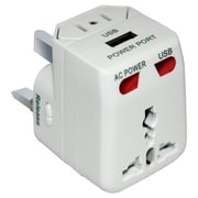 DigiPower® USB Travel AC Power Adapter (ACPWTA)