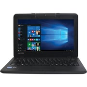 "Ematic EWT144BL 14.1"" Laptop, 32GB, Windows 10, Black"