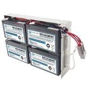 eReplacements Sealed Lead Acid Battery for SU1000R2BX120 Smart UPS (SLA23ER)
