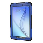 "Griffin Survivor Slim GB42577 Polycarbonate/Silicone Flip Cover for 9.6"" Galaxy Tab, Black/Blue"