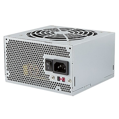 In Win IP-S Series CQ ATX12V v2.31 350 W Power Supply, Silver (IP-S350CQ2-0)