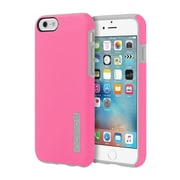 Incipio® DualPro Impact Absorbing Hard Shell Case for iPhone 6/6s, Bubble Gum Pink/Gray (IPH1179BGPNKGRY)