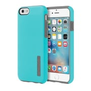 Incipio® DualPro Impact Absorbing Hard Shell Case for iPhone 6/6s, Light Blue/Cool Gray (IPH1179BLUGRY)