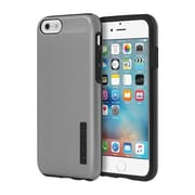 Incipio DualPro SHINE Dual Layer Protective Case for iPhone 6/6s, Gunmetal/Black (IPH1180GMTLBLK) by