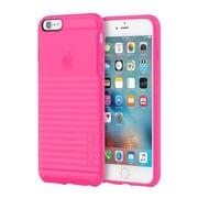 Incipio® Rival Co-Molded Transparent Textured Case for iPhone 6 Plus/6s Plus, Translucent Neon Pink (IPH1198NEONPNK)