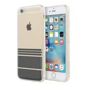 Incipio® Wesley Stripes Design Series Case for iPhone 6/6s, Black (IPH1400BLK)