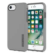 Incipio® DualPro The Original Dual Layer Protective Case for iPhone 7, Gray/Charcoal (IPH1465GCH)