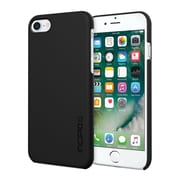 Incipio® Feather Ultra Light Snap-On Case for iPhone 7, Black (IPH1467BLK)