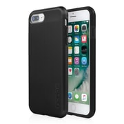 Incipio® DualPro SHINE Case for iPhone 7 Plus, Black/Black (IPH1492BLK)