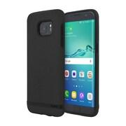 Incipio® Esquire Series Carrying Case for Samsung Galaxy S7 Edge, Black (SA749BLK)