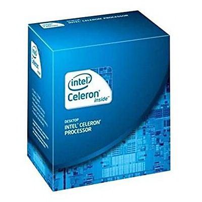 Intel® Celeron G3900 Dual Core 2.8 GHz Desktop Processor, 2MB L3 Cache (BX80662G3900)
