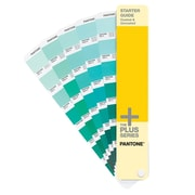 Pantone® Starter Guide Solid Coated and Uncoated Printed Manual (GG1511)