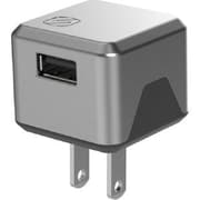 Scosche® SuperCube™ Flip 12 W USB Wall Charger for iPhone 5s, Space Gray (USBH121)