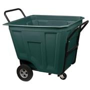 Akro Mils 90-Gal Trash Bin; Green