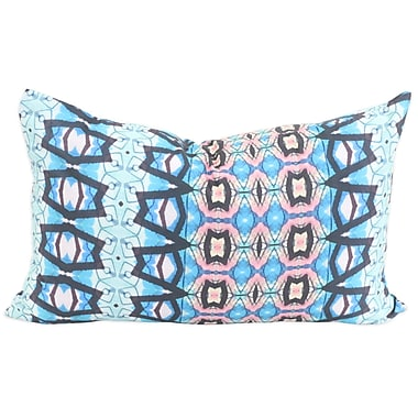 Bunglo Amazonite Lumbar Pillow