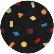 American Home Rug Co. Bright Confetti Area Rug; Round 8'