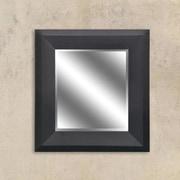 Y Decor Bronze Reflection Beveled Wall Mirror