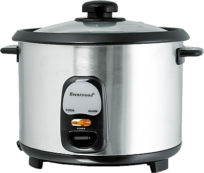 Brentwood Rice Cooker; 10 Cups WYF078280256150