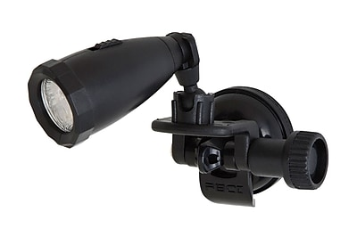 FECA Compact 1-Light Battery Operated Spotlight