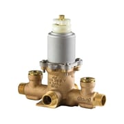 Pfister 1/2'' Shower System Thermostatic Tub and Shower Valve w/ Stop