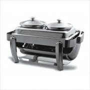 SMART Buffet Ware Oblong Stainless Steel Soup Station Kit