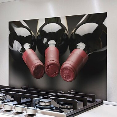 WallPops! Wine Bottles Kitchen Wall Decal