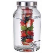 Euro-Ware Euro Home 186 oz. Glass Beverage Dispenser