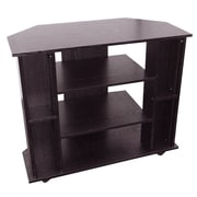 Home Loft Concepts TV Stand; Black