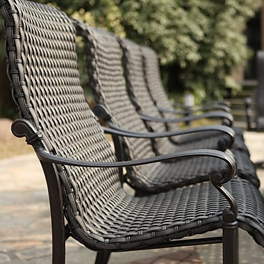 Darby Home Co Kentland Stacking Patio Dining Chair