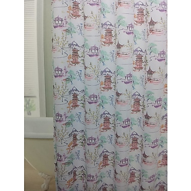 Bloomsbury Market Arlene Imperial China Shower Curtain