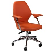 Impacterra Ibanez Desk Chair; Orange