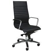 Impacterra Kaffina Desk Chair; Black