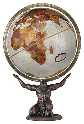 Astoria Grand Atlas World Globe