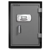 Mesa Safe Co. All Steel Electronic Lock Security Safe; 1.7 CuFt