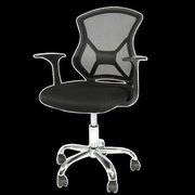 Innovex Charlotte Mid-Back Mesh Desk Chair