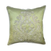 A1 Home Collections LLC Embroidered Throw Pillow