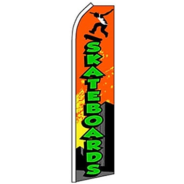 NeoPlex Skateboards Vertical Flag