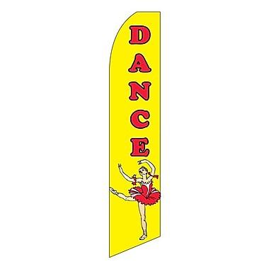 NeoPlex Dance Vertical Flag