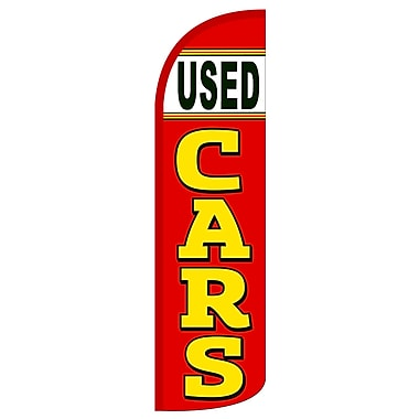 NeoPlex Used Cars Vertical Flag