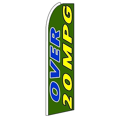 NeoPlex Over 20 MPG Vertical Flag